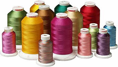 Gunold embroidery thread